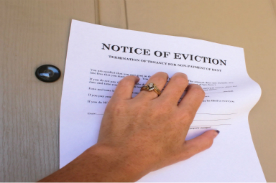 Eviction-Notice-On-Door
