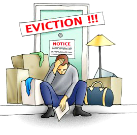 Reasons Of Eviction